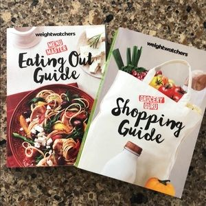 Weight Watchers Eating Out & Shopping Guides